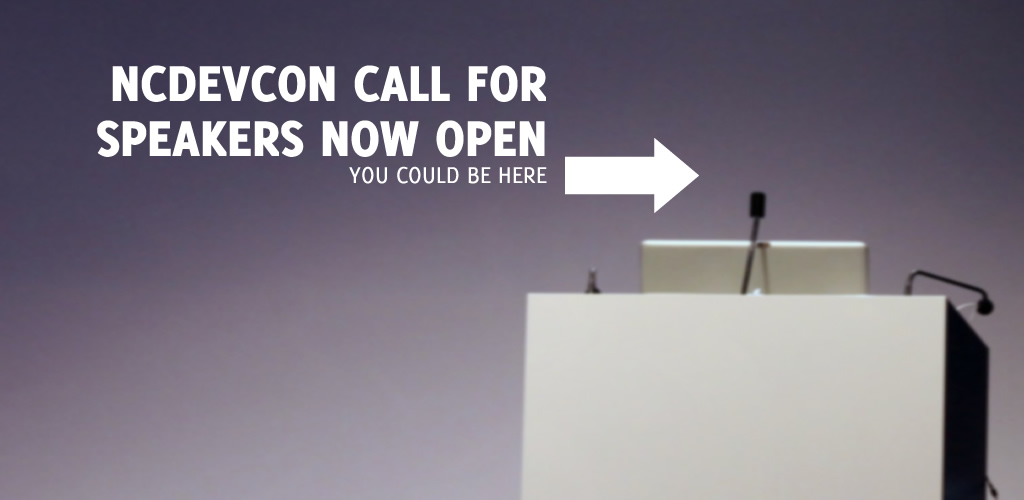Call for speakers - image by Sunfox on Flickr
